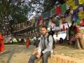 Лумбини - Непальский Храм