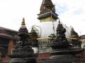 Возле монастыря Shree Gha