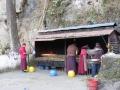 Парпинг: пещера Падмасамбхавы