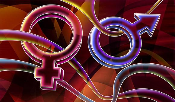Мужчина и женщина: восприятие и рост