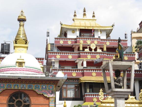 Монастырь Shree Gha