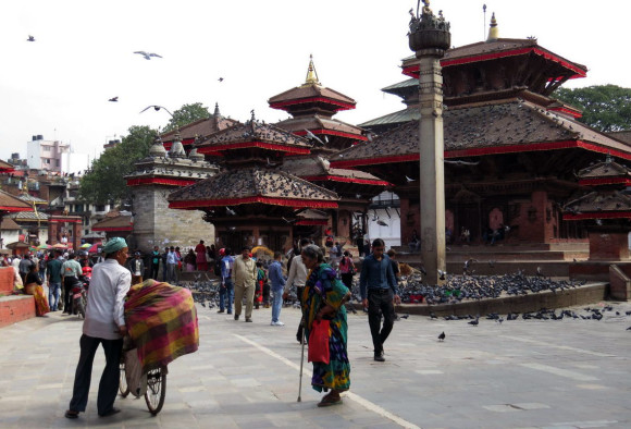 Площадь Durbar Squaer