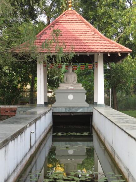 Храм Шри-Ланки