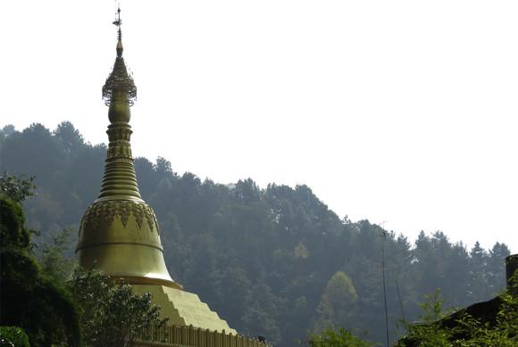 Ступа Dhamma Shringa