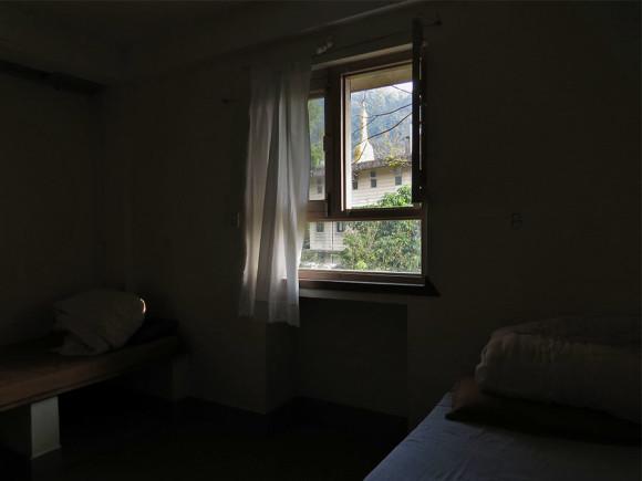 Комната с видом на ступу