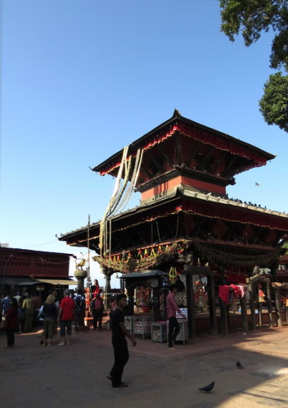 Храм Манакамана
