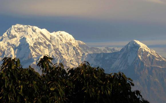 Вид с горы Панчаси