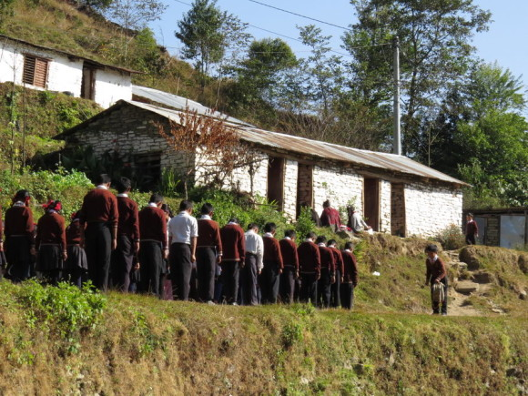 Непальская школа