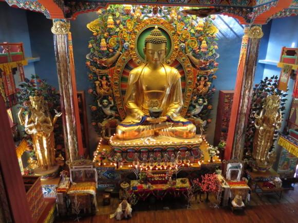 Монастырь традиции Кагью