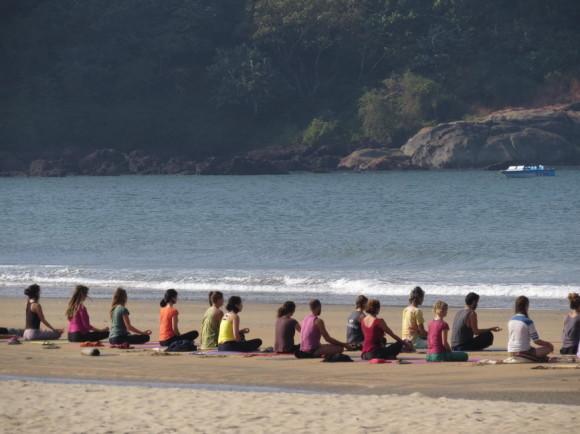 Утренние медитации