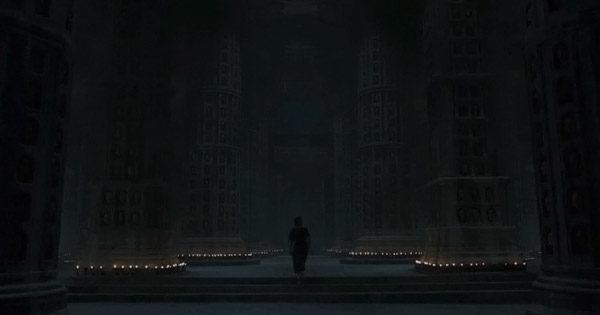 Храм Многоликого Бога